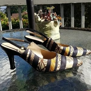Vintage ferragamo shoes